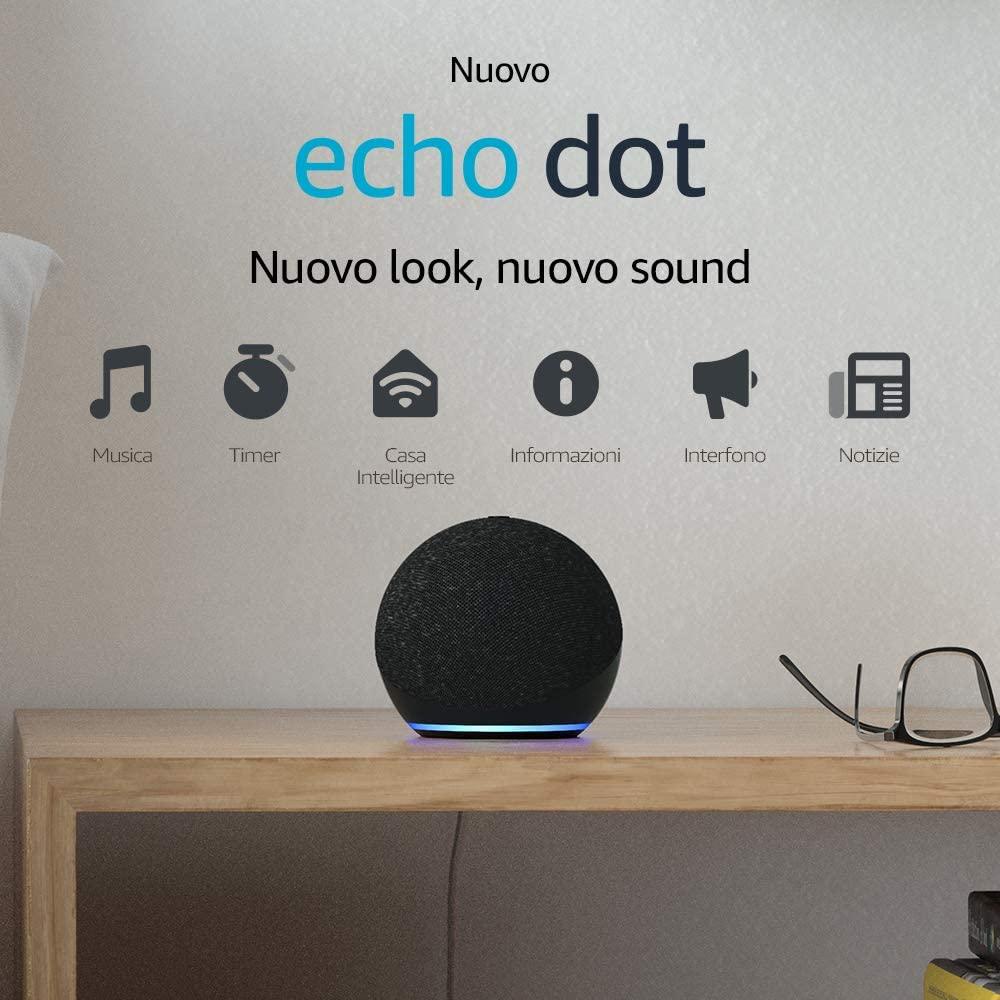 Ecodot Alexa