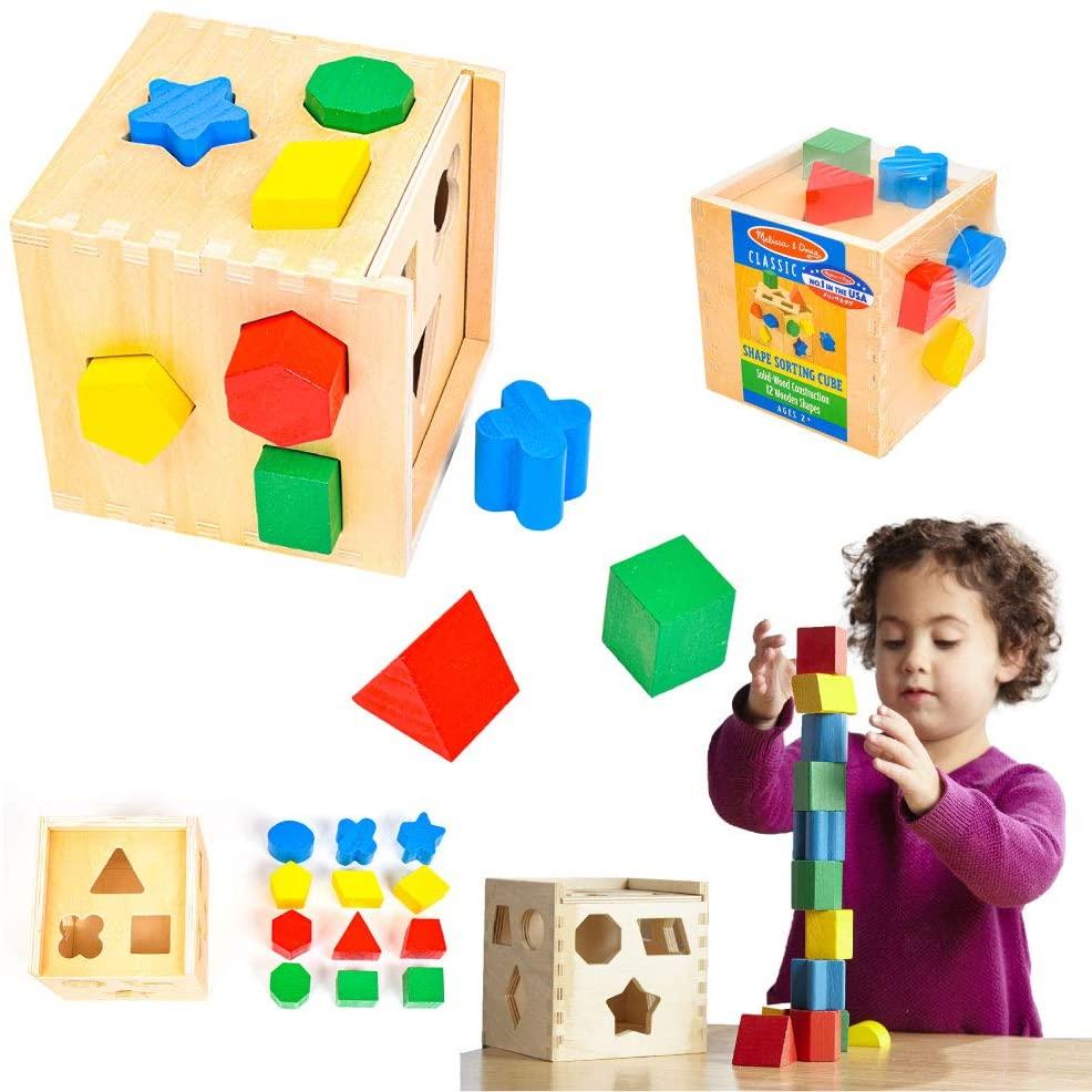 Cubo con forme