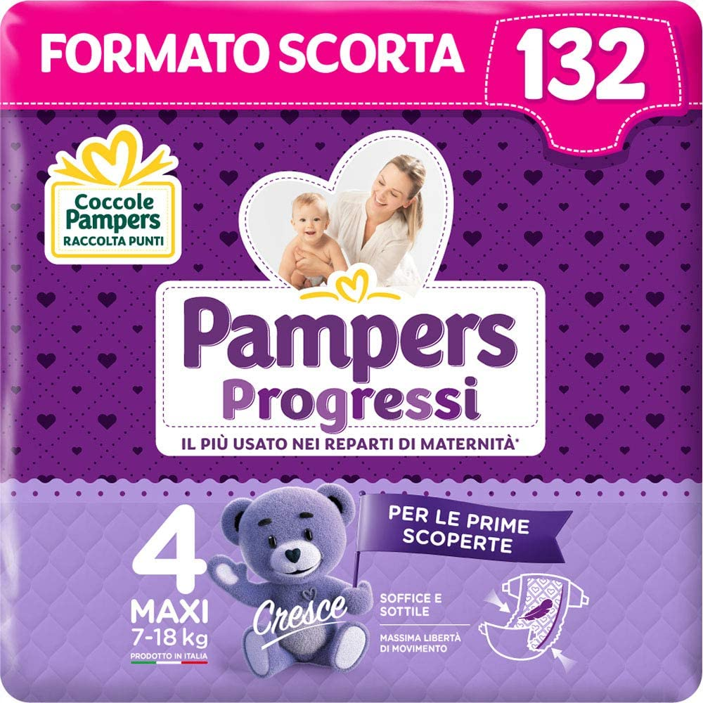 Coccole Pampers 2021