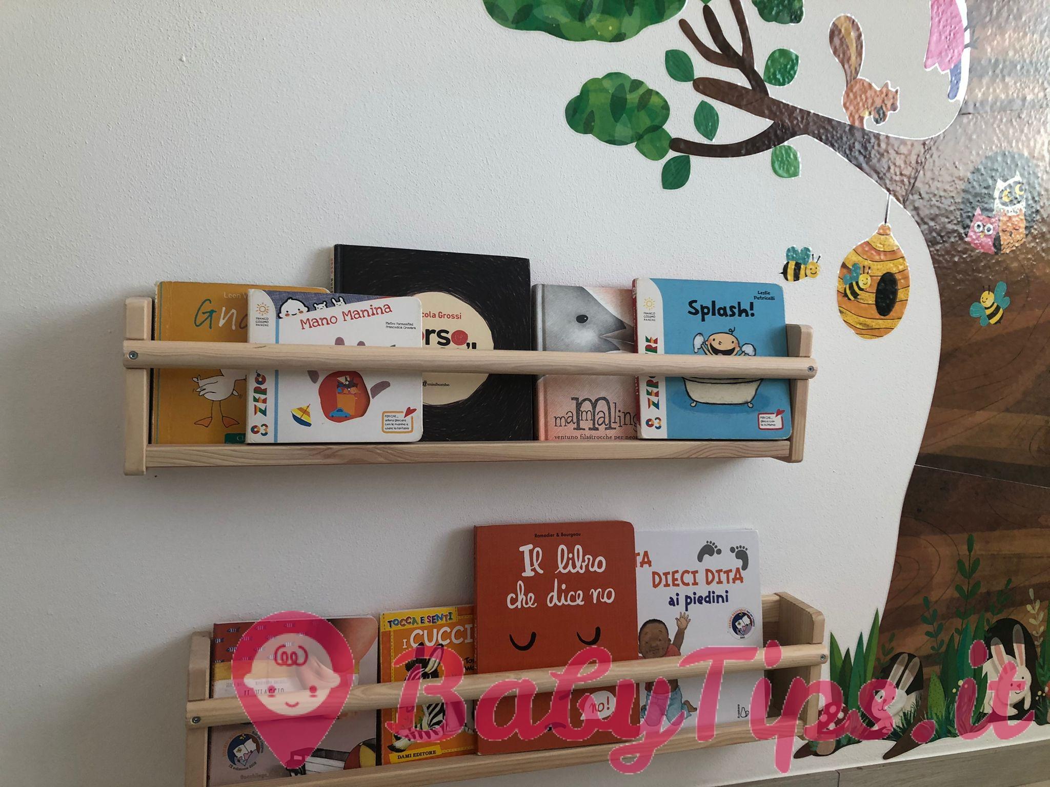 Libri per Bambini leggere ai neonati