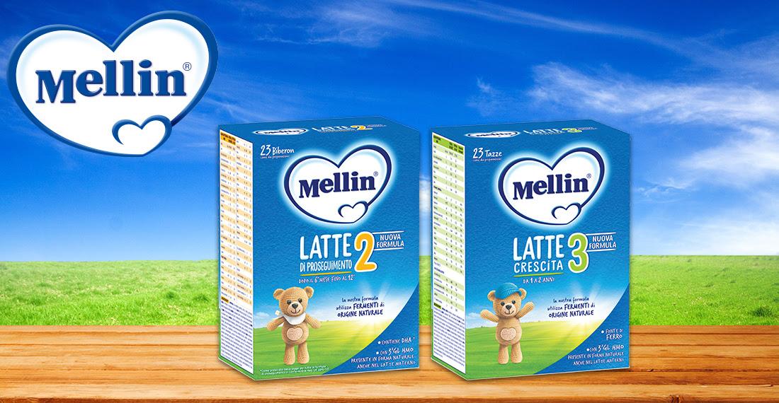 Nuova campagna Latti Mellin