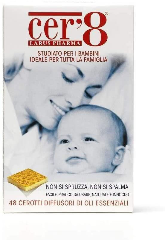 cerotti anti zanzare bambini